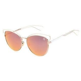 Street Affaries Pacific Sunglasses In Pink - One Size