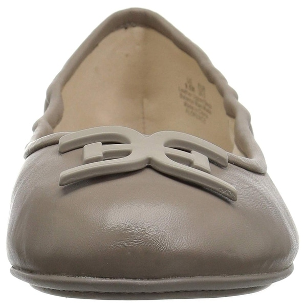 0cd497553ff969 Shop Sam Edelman Women s Florence Ballet Flat - Free Shipping Today -  Overstock - 23126068