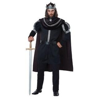 Mens Plus Size Dark Monarch Costume - big & tall