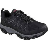 Skechers Men's Terrabite Trail Shoe Black/Charcoal