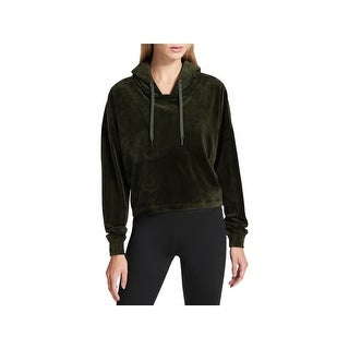 DKNY Sport Womens Sweatshirt Fitness Yoga - L