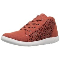 Bearpaw Womens savannah Hight Top Lace Up Fashion Sneakers