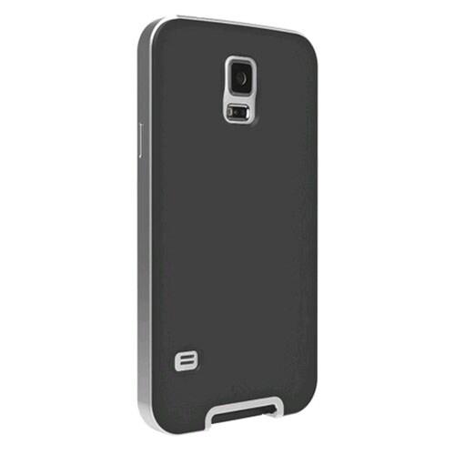 Case-Mate Slim Tough Case for Samsung Galaxy S5 (Black/Silver)