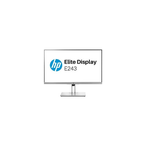 HP EliteDisplay E243 23.8 Inch Monitor