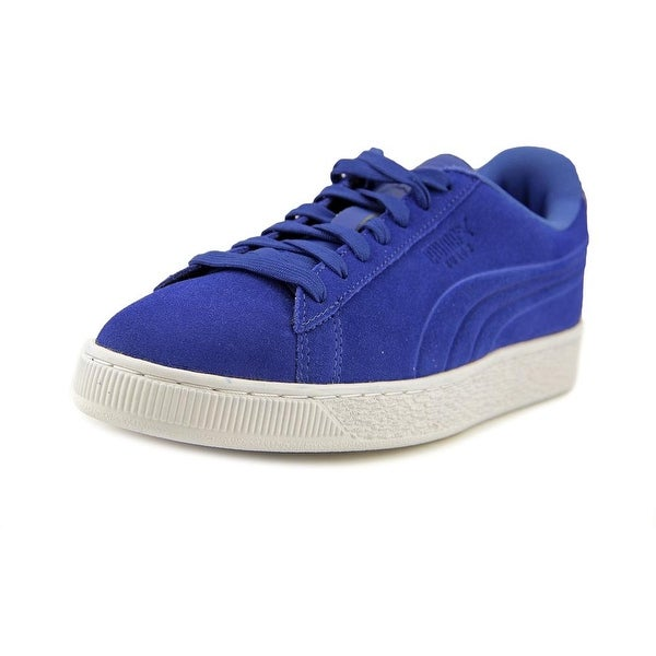Puma Suede Classic Embossed Sneakers For Men