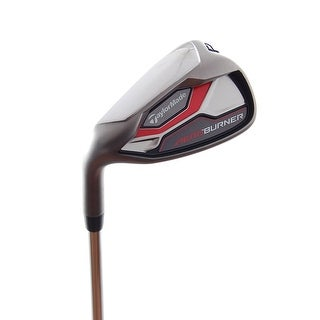 New TaylorMade AeroBurner Pitching Wedge LEFT HANDED w/ FST Steel Shaft