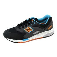 New Balance Men's 1600 Black/Blue-Orange CM1600KO