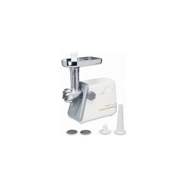 Panasonic MK-G20NRW Heavy Duty Meat Grinder
