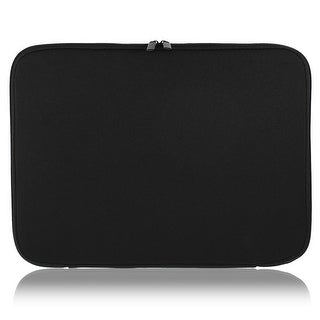 "14"",14.1"" Neoprene Protective Notebook Laptop Sleeve for HP Black"