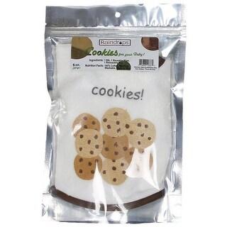 Raindrops Unisex Baby Bib-To-Go 3-Piece Gift Set, Cookies - One size