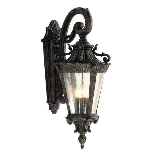 trans globe lighting 4841 four light up lighting outdoor wall sconce