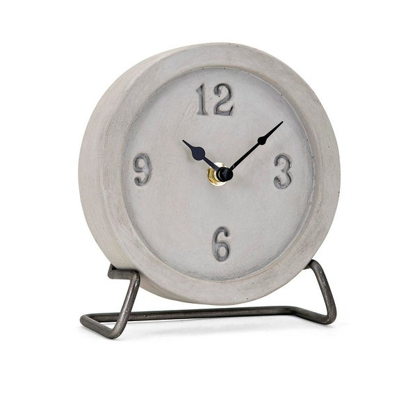 decorative desk clocks agate 7 shop