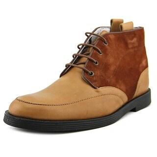 Swear London Logan 13 Round Toe Leather Chukka Boot