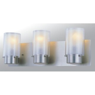 DVI Lighting DVP9043 3 Light Vanity from the Essex Collection