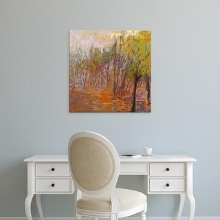 Easy Art Prints Jane Schmidt's 'From Where I Stood' Premium Canvas Art