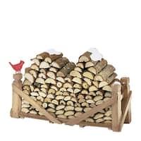 Village Log Pile