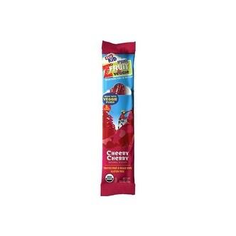 Clif Bar - Clif Kid Organic Z Fruit & Veggie Rope Cherry Cherry ( 30 - .7 OZ)
