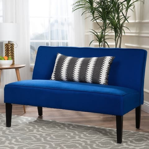 Dejon Fabric Loveseat by Christopher Knight Home