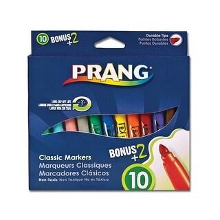 Prang Art Markers Classic 12 Colors