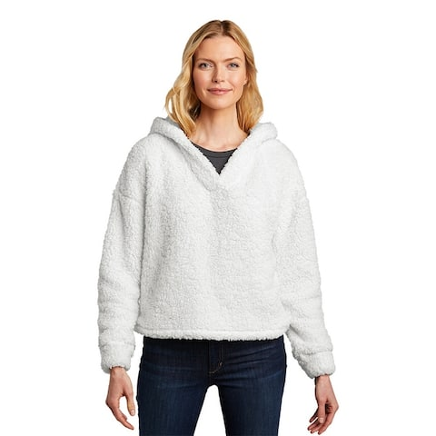 One Country United Women's Cozy Fleece Pullover Hoodie