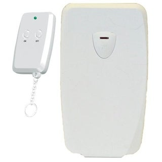 Westinghouse Indoor Wireless Electric Remote Control with Key Chain Transmitter