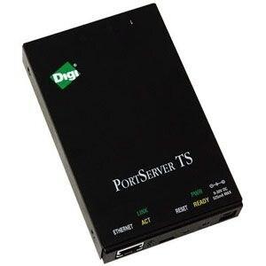 Digi 70002045 Digi PortServer TS 4 Device Server - 4 x RJ-45 , 1 x RJ-45