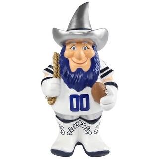 Dallas Cowboys Caricature Gnome