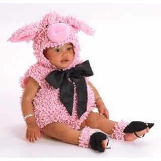 Baby Piggy Infant Toddler Halloween Costume
