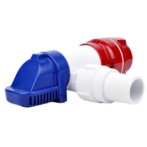 Rule lopro bilge pump 900 gph non-automatic