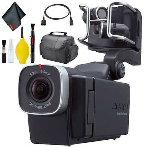 Zoom Q8 Handy Video Recorder Bundle