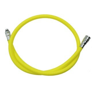 "Rock n' sports Low Pressure Hose 36"" Yellow"