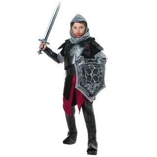 Child Medieval Battle Knight Costume