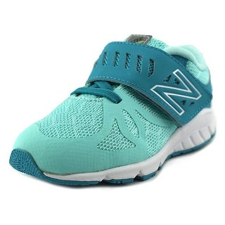 New Balance KVRUS W Round Toe Synthetic Running Shoe