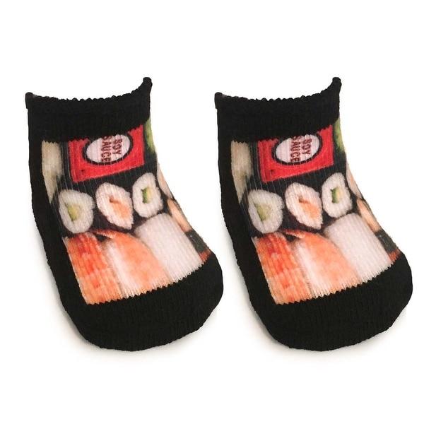 Sushi Baby Socks 0-6 Month - Multi