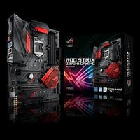 Asus - Motherboards - Strix Z370-H Gaming