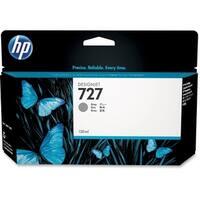 HP 727 130-ml Gray DesignJet Ink Cartridge (B3P24A) (Single Pack)