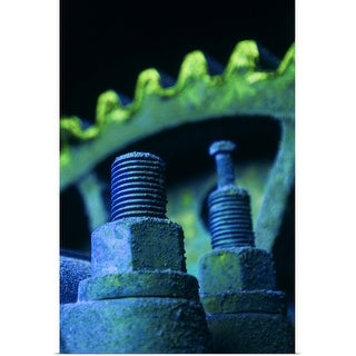 """""""Nuts and bolts"""" Poster Print"""