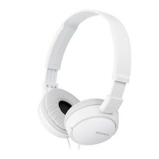 Sony Audio/Video - Mdr-Zx110whi - Studio Monitor Headphones Wht
