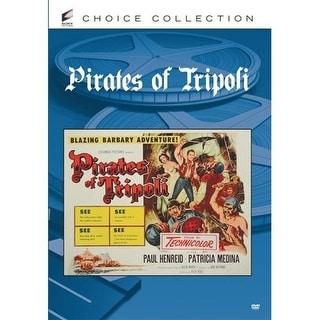 Pirates of Tripoli DVD