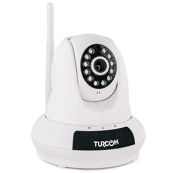 Turcom IP Camera Wifi Wireless Security Camera