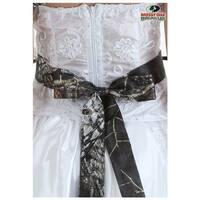 "Mossy Oak 2"" Camo Bridal Sash"