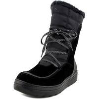 Baretraps Lancy Women  Round Toe Synthetic Black Winter Boot