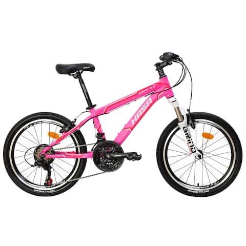 "CyclingDeal Kids Mountain Bike Shimano 18 Speed 20"" Wheels 12"" Frame"