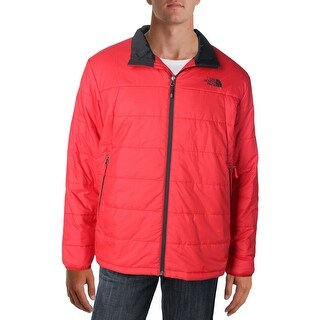 The North Face Mens Quilted Coat Outerwear Quilted - XL