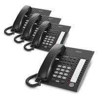 Panasonic-KX-T7720-Black (4 Pack) Speakerphone Telephone