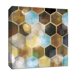 "PTM Images 9-146964  PTM Canvas Collection 12"" x 12"" - ""Bokeh Pattern V"" Giclee Patterns and Designs Art Print on Canvas"