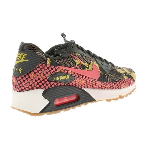 Shop Nike Womens Air Max 90 Jacquard PRM Athletic Shoes