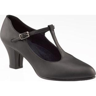 Capezio Jr. Footlight T-Strap Character Shoe