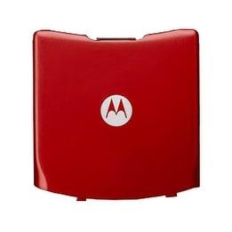 Motorola OEM Standard Battery Door for RAZR V3c/V3m - US Cellular (Red)