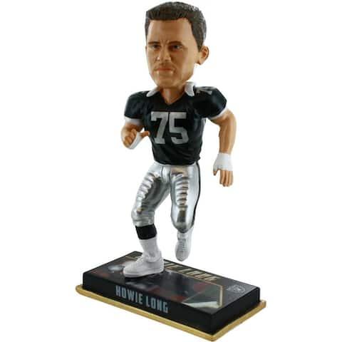 """Oakland Raiders Howie Long #75 Retired 8"""" Bobblehead - Multi"""
